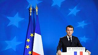 Fransa AB bayrağı