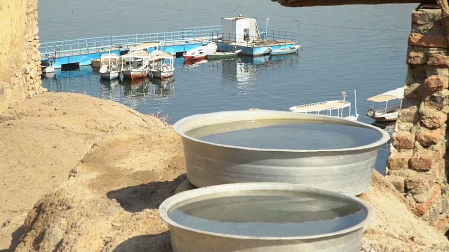 فيديو: جزيرة مصرية يهجرها أهلها بسبب شح المياه والخدمات