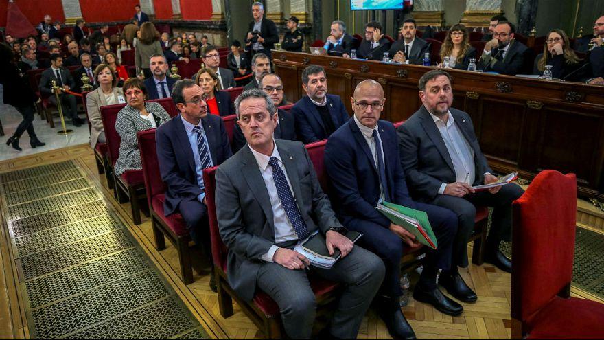 Arrancou o julgamento mais esperado em Espanha