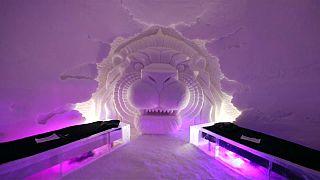 """Un hotel en el Ártico para los fans de """"Juego de tronos"""""""