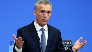 Stoltenberg: Türkiye ve ABD'nin Suriye'deki işbirliğini memnuniyetle karşılıyorum