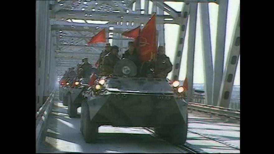 سالگرد خروج ارتش سرخ شوروی از افغانستان