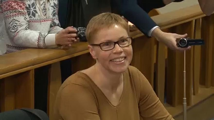 Unabhängige Journalistin vor Gericht in Weißrussland