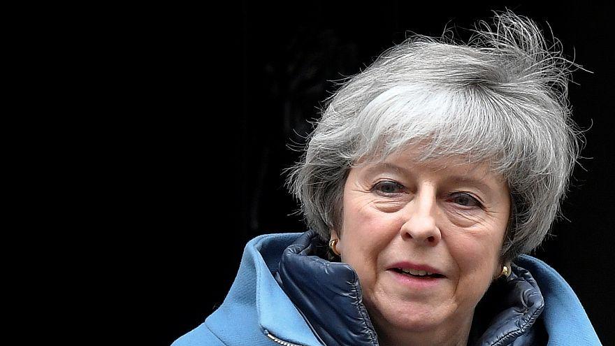 May: Brexit için bana biraz daha zaman verin