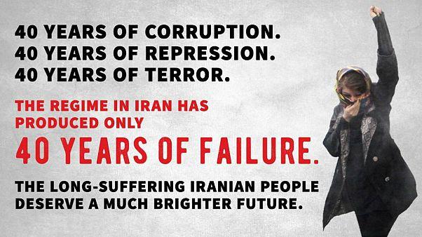 واکنش عکاس ایرانی به توییت ترامپ: ویزا نمیدهند، از عکسم استفاده میکنند