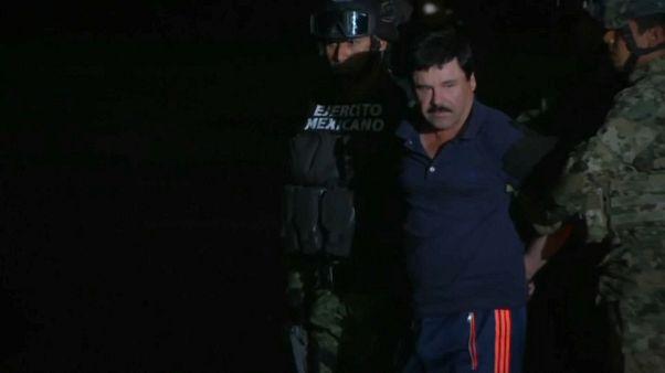 """""""El Chapo"""" Guzman condannato a NY"""