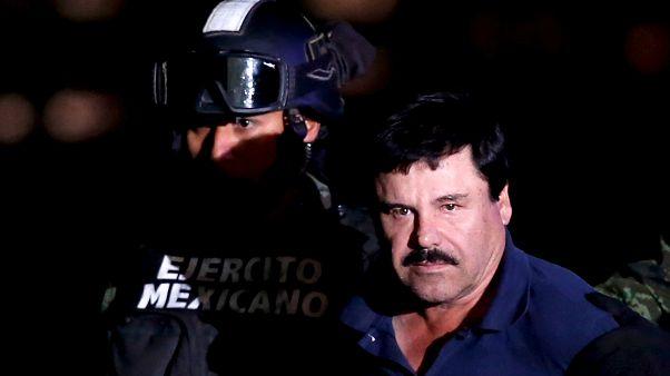پدرخوانده قاچاق کوکائین بقیه عمر خود را در کجا خواهد گذراند؟