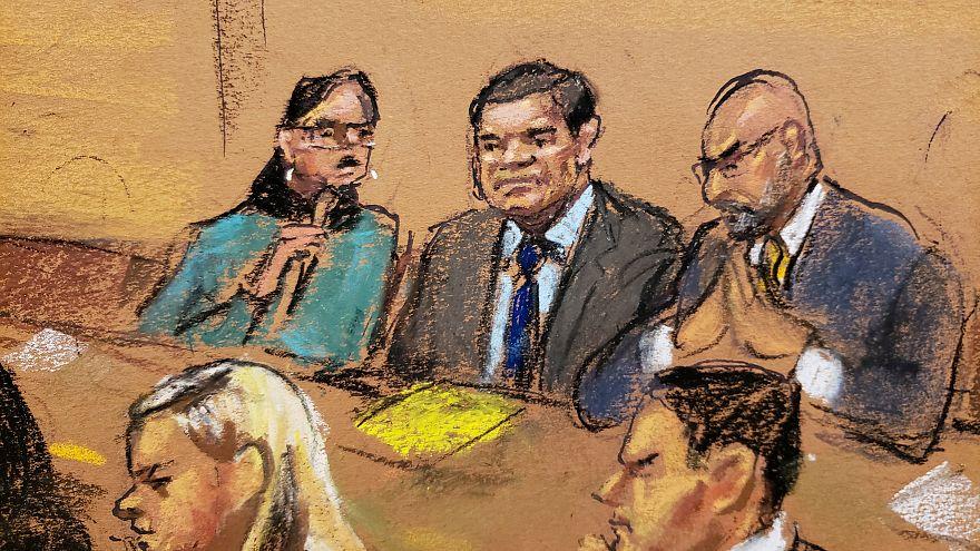 """Schuldspruch für """"El Chapo"""": US-Gericht verkündet Urteil für Joaquin Guzman"""