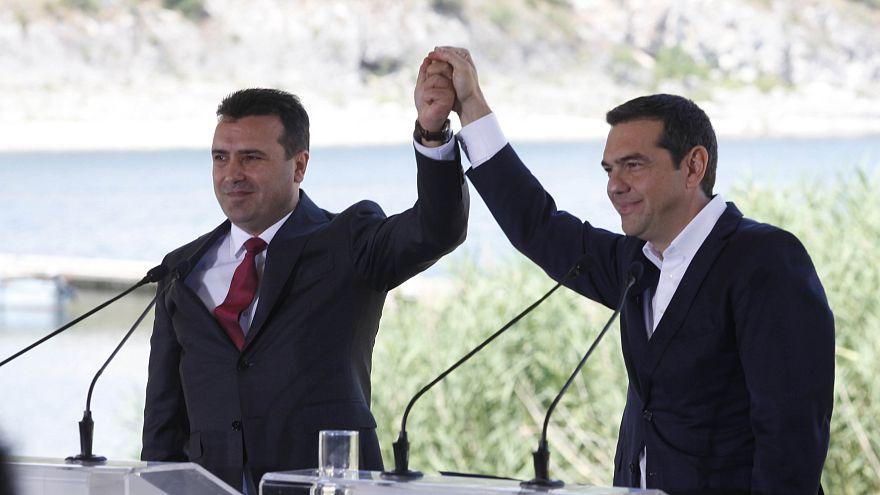 Τσίπρας-Ζάεφ και επίσημα υποψήφιοι για το Νόμπελ Ειρήνης