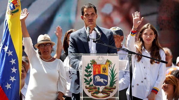 Venezuela : Guaido parie sur l'aide humanitaire pour le 23 février