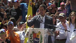 Guaidó: Hilfslieferungen starten am 23. Februar