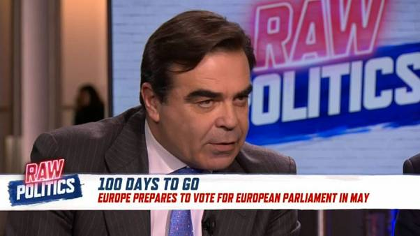 Lead-in to EU Elections 2019 special coverage | Raw Politics