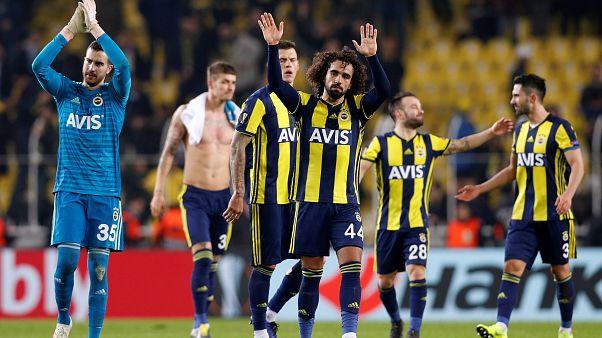 Fenerbahçe- Zenit