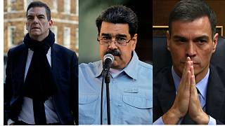 Olly Robbins, Maduro and Pedro Sanchez
