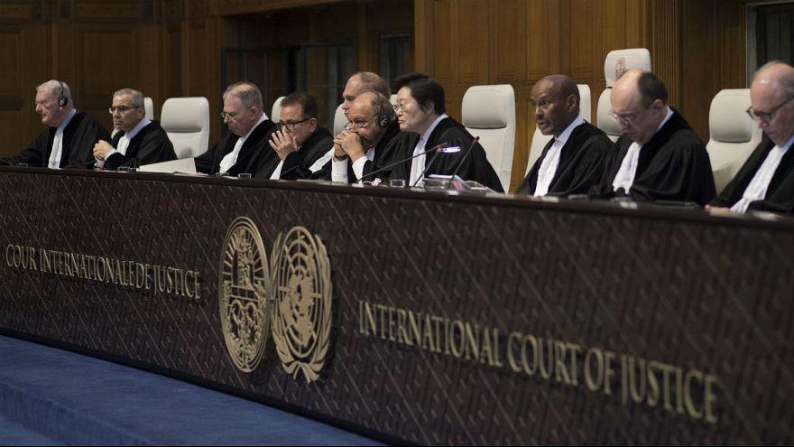 دیوان بین المللی دادگستری صلاحیت خود را برای رسیدگی به دعوای ایران علیه آمریکا تایید کرد
