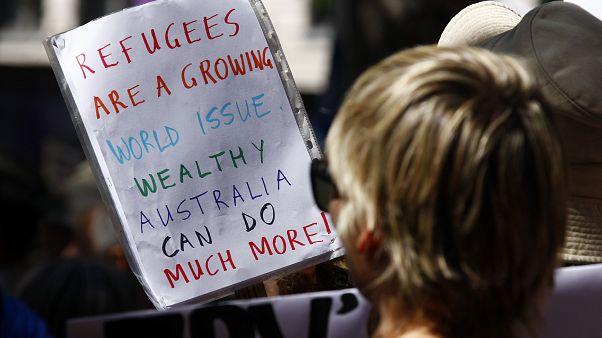 Le camp de migrants le plus inhumain d'Australie va rouvrir ses portes