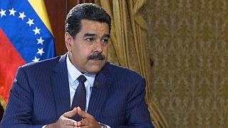 Video | Maduro: AB gözü kapalı bir şekilde Trump'ın yolundan gitti