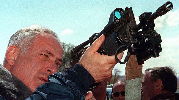 رئيس الوزراء الإسرائيلي بنيامين نتنياهو- ديسمبر 1997