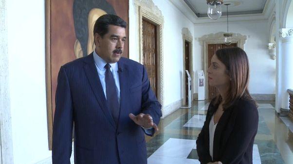 """Maduro da por terminado el desafío de liderazgo de Guaidó: """"Fracasaron"""""""