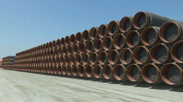 Europäische Einigung im Gasstreit