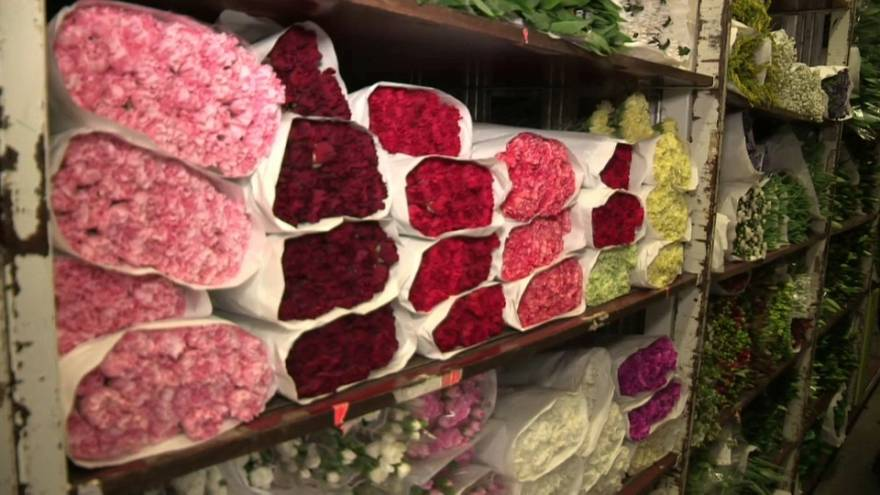 British florists worry about the prospect of a no-deal Brexit