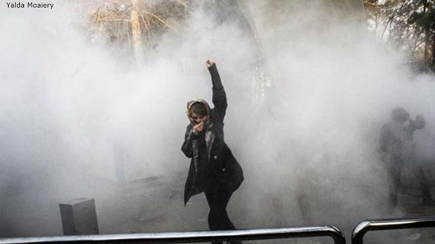 """La storia della fotografa iraniana a cui Trump ha """"rubato"""" lo scatto per criticare l'Iran"""