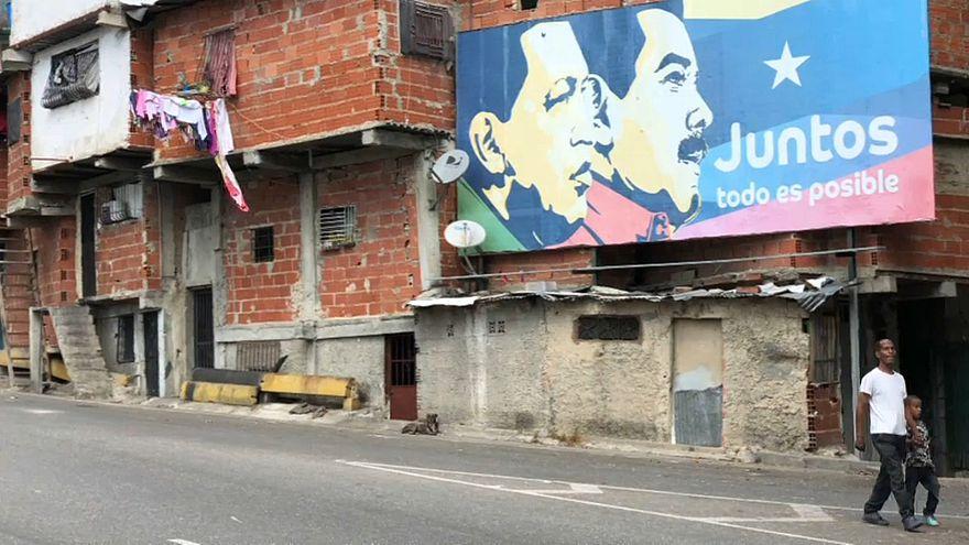 """Nicolás Maduro: """"Wir sind das Objekt brutalster Aggression"""""""