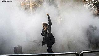 """""""Trump hat mich und meine Familie verletzt"""": Iranische Fotografin wehrt sich gegen Trump-Tweet"""
