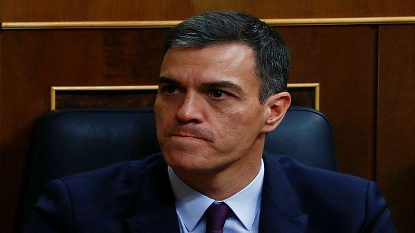 البرلمان الإسباني يرفض الميزانية وسانشيز بصدد الدعوة لانتخابات مبكّرة