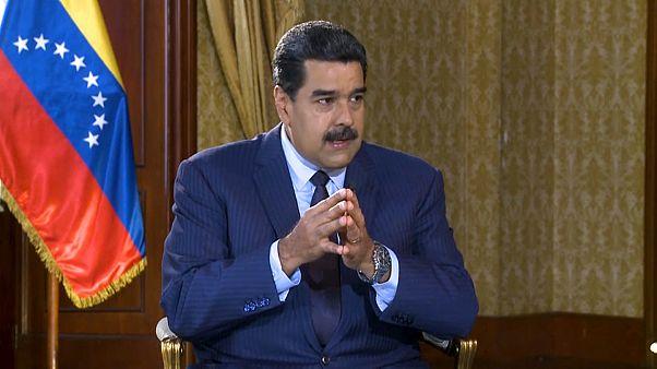 """Entrevista completa a Nicolás Maduro: """"esto es una batalla mundial"""""""
