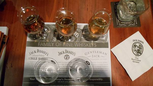 Mal trago para el whiskey estadounidense