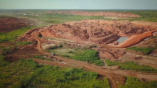 Angola öffnet seinen Diamantenmarkt