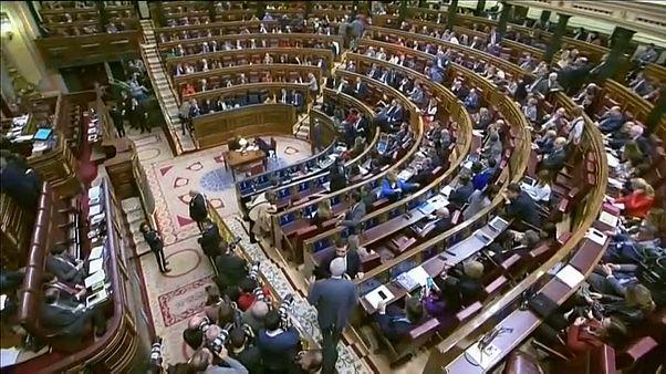 Парламент Испании отклонил проект бюджета на 2019 год
