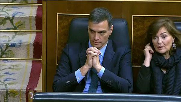 Leszavazta a spanyol parlament a kormány költségvetési tervezetét