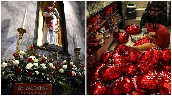 Aziz Valentin nasıl sevgililerin sembolü oldu? Sevgililer Günü neden 14 Şubat'ta kutlanır?