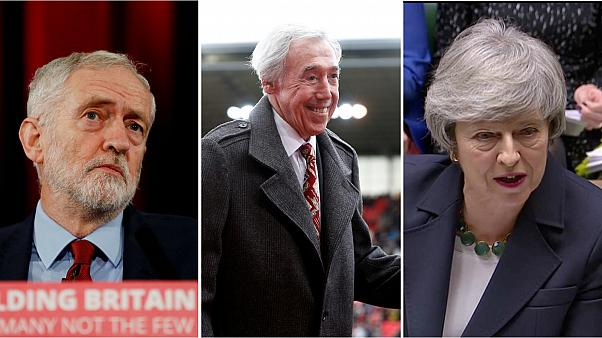 Watch: British political rivals lay differences aside to share tributes to footballer Gordon Banks