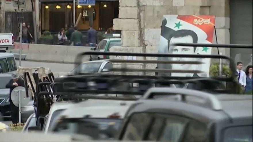 Mutmaßliche Folterknechte Assads: 2 Syrer in Deutschland festgenommen