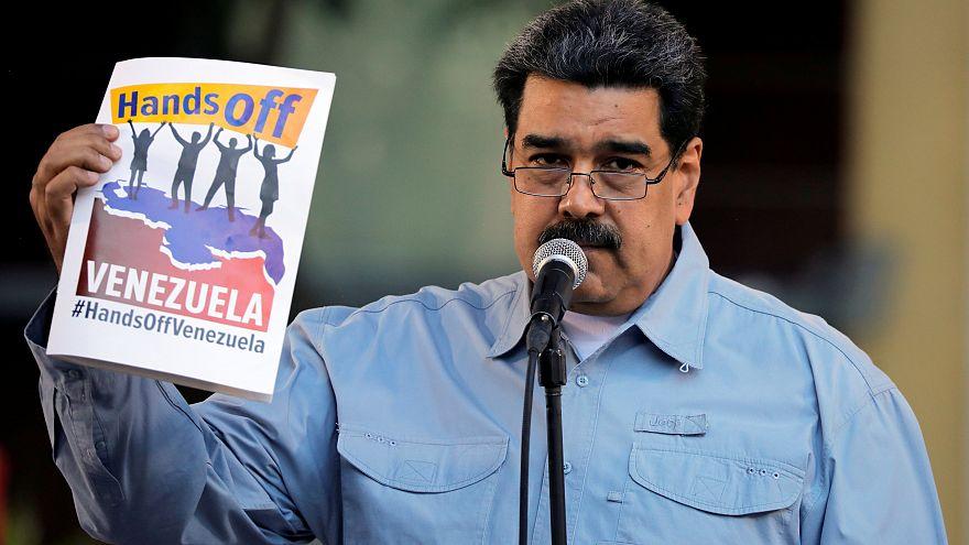 """""""Nicolas Maduro : """"Ils voulaient me renverser, ils ont échoué"""""""