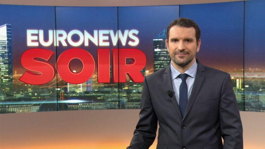 Euronews Soir : l'actualité du 13 février