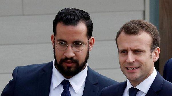 Fransa, Macron'un eski korumasının Rus milyarderle bağlantısını tartışıyor