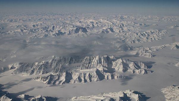 Grönland'da buzulların altında ikinci krater keşfedildi