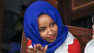 Omar'dan Trump'a: Ben dersimi aldım, sen ne zaman alacaksın?