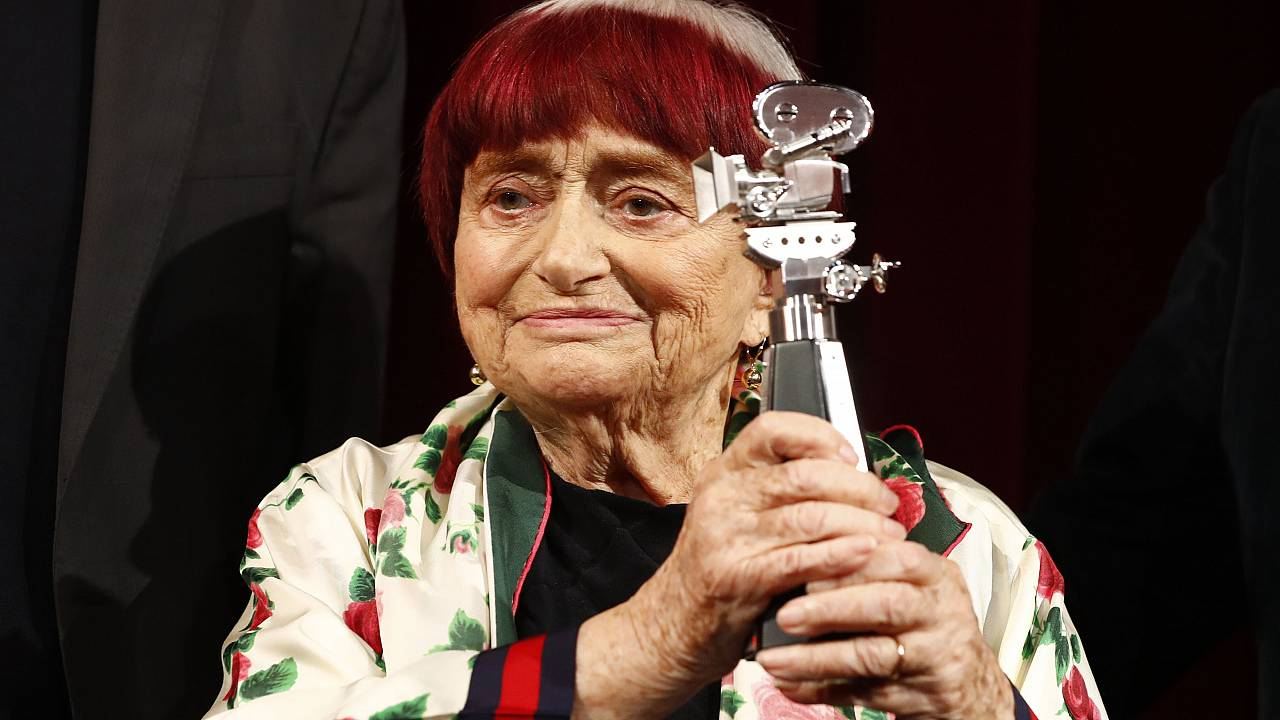 La Berlinale met à l'honneur la réalisatrice française Agnès Varda
