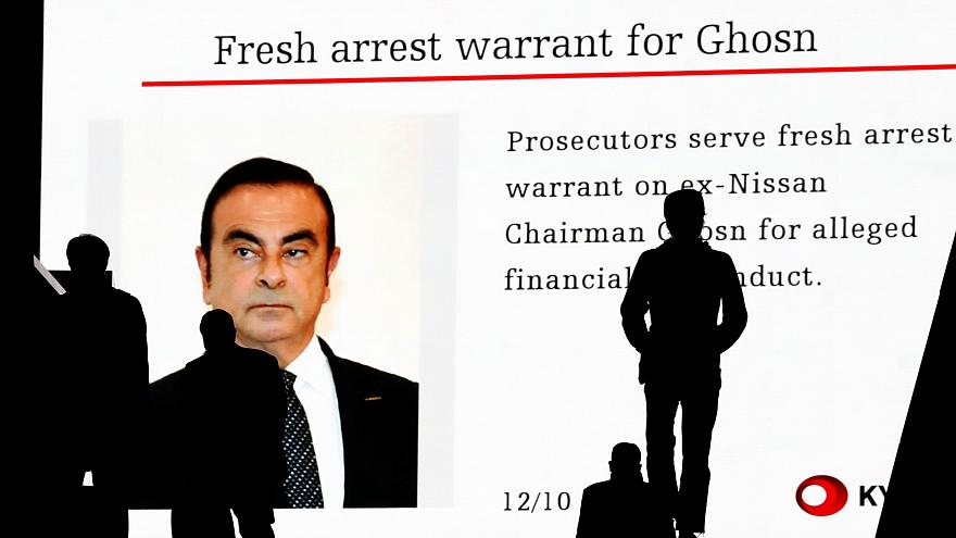 Carlos Ghosn stripped of €26m bonus for not turning up to work