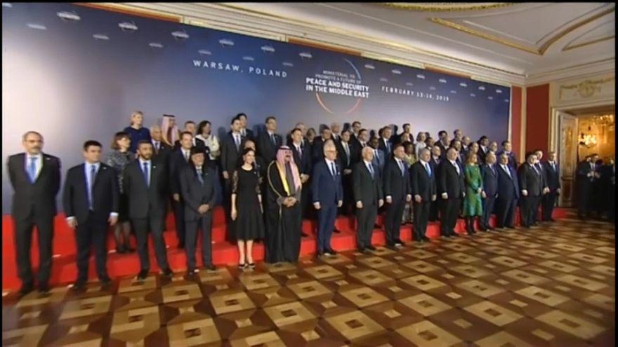 La conferencia sobre Oriente Medio en Varsovia que divide a la Unión Europea
