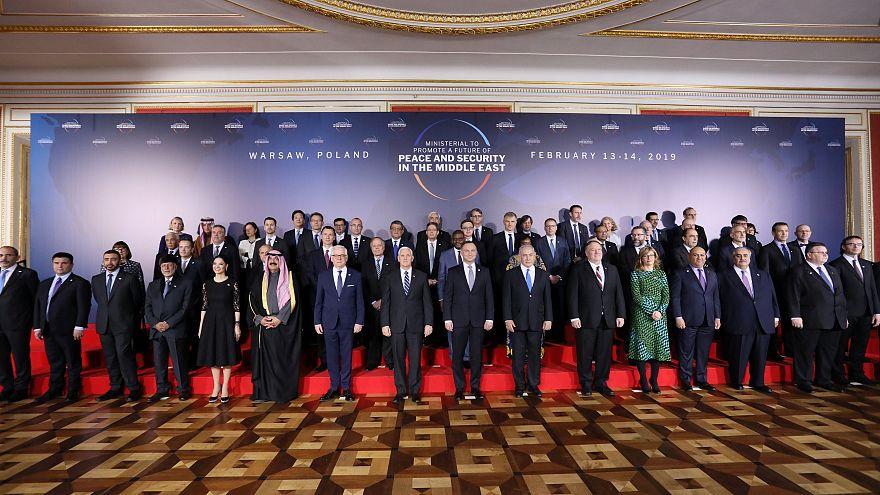 Ближневосточная конференция в Варшаве: без России и Ирана