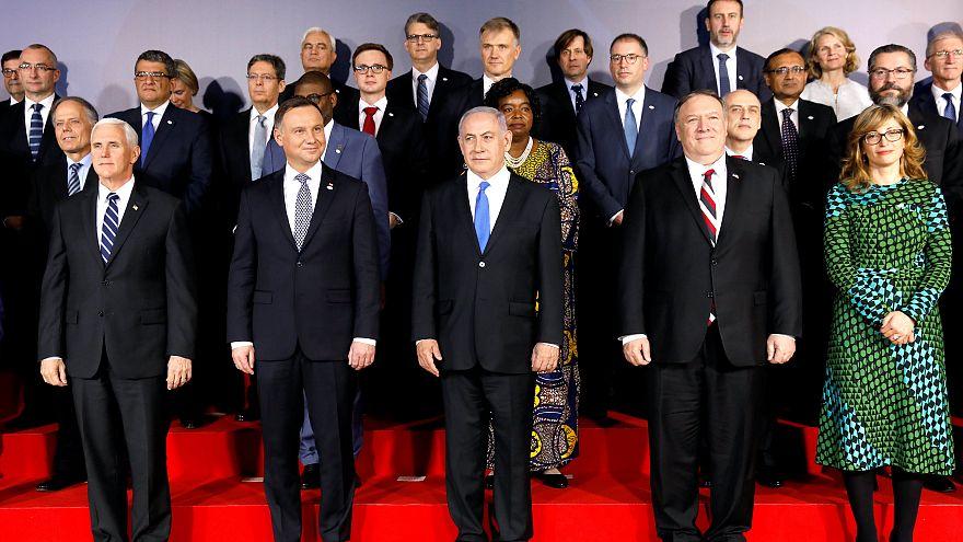 Nahost-Konferenz beginnt: Gemeinsam gegen den Iran?