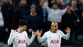 Şampiyonlar Ligi: Gecenin galipleri Tottenham ve Real Madrid
