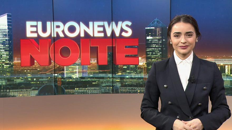 Euronews Noite 13.02.2019