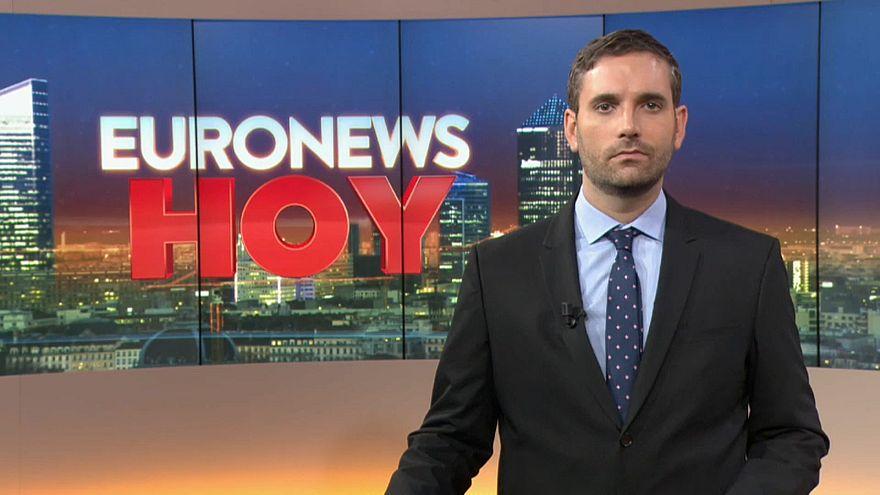 Euronews Hoy: las claves informativas del día en 15 minutos